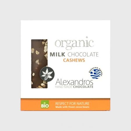 Alexandros Schokolade Cashew