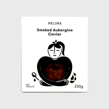 Melima Aubergine Caviar geräuchert