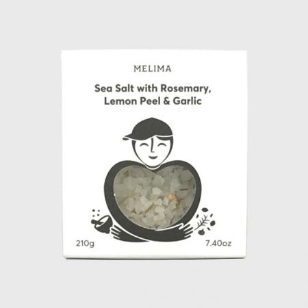 Melima Meersalz Rosemarin Zitrone Knoblauch