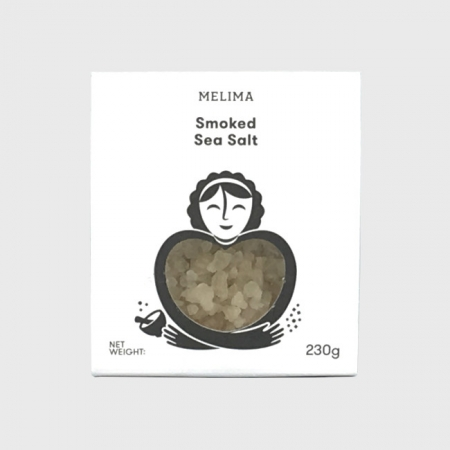 Melima Meersalz geräuchert