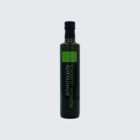 Panteleon Agoureleo Olivenöl Frühabfüllung
