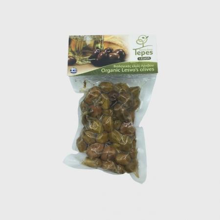 Tepes Grüne Oliven geschlagen