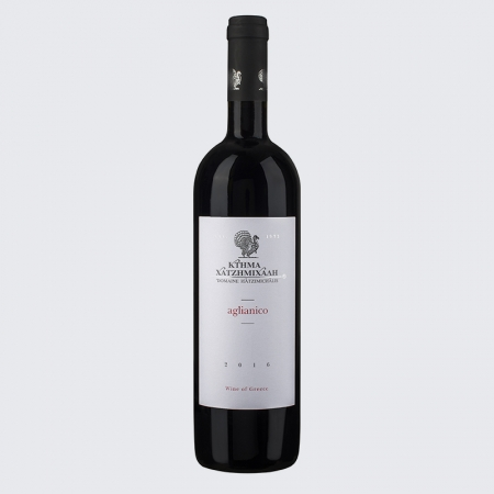 Hatzmichalis Aglianico 2016 Rotwein