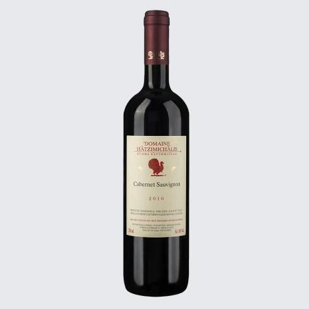 Hatzmichalis Cabernet Sauvignon 2016 Rotwein